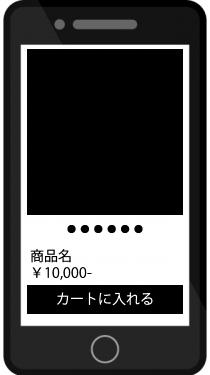 ネットショップ商品詳細ページ例
